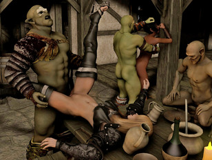 Watch best 3d animated monster porn on the net!