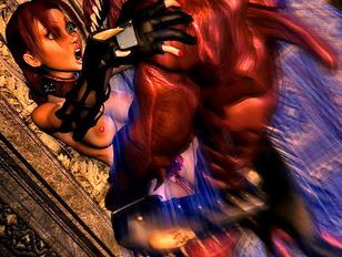 Dragon slayer girl falls for her enemy