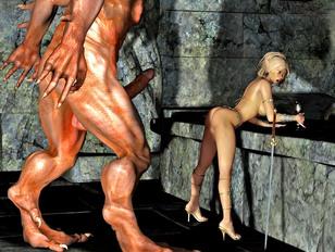 Defiling holy anime xxx bint by tremendous Goliath
