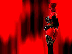 picture #4 ::: Big 3D tits on exotic cartoon sluts who are not human