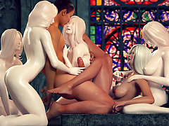 picture #1 ::: Big bodied 3D stud is making elven girls squeal