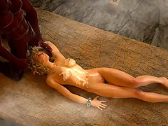 picture #6 ::: Tiny man Tyrion bangs a busty 3D redhead