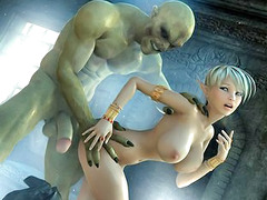 picture #1 ::: Horny demons enjoy fucking gorgeous girls
