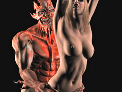 picture #8 ::: Watch devil cock 3d porn pics and enjoy their hotness