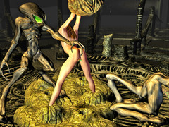 picture #2 ::: 3d monster toons with anal fuck!