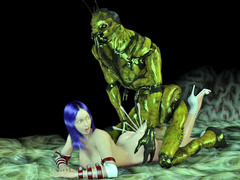 picture #3 ::: Young vixen got raped by monster really rough