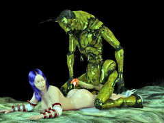 picture #4 ::: Young vixen got raped by monster really rough