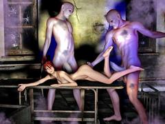 picture #1 ::: Slutty elven girls like kinky sex