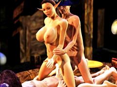 picture #3 ::: Slutty elven girls like kinky sex