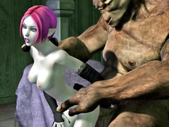 picture #4 ::: Naughty elven sex and blowjobs that will blow your mind