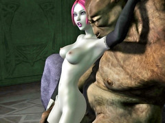 picture #5 ::: Naughty elven sex and blowjobs that will blow your mind