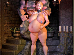 picture #3 ::: Hot girls used for breeding by ugly monsters