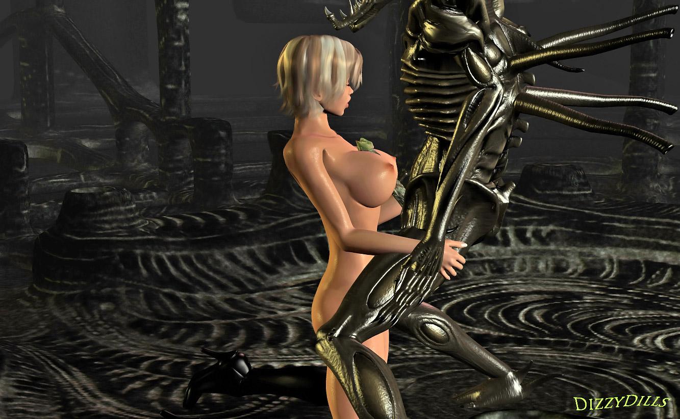 3d alien porn Anime Hentai