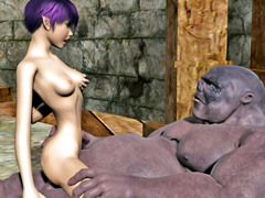 picture #5 ::: Really good and so reaking hot ogre xxx porn collection
