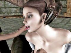 picture #2 ::: Really good toon porn games with sexy elf babes and monsters