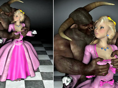 picture #4 ::: Really good toon porn games with sexy elf babes and monsters