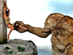 picture #3 ::: The best werewolf blowjob and more animated porn pics