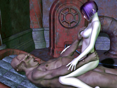 picture #1 ::: 3d cuties was raped by many monsters with enormous dicks