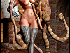 picture #5 ::: Best hd tentacle xxx with a hottie