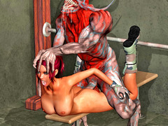 picture #5 ::: More xxx sex torture and excited ladies with huge tits and asses
