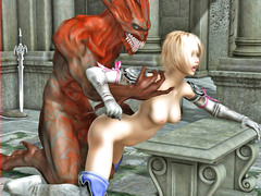 picture #6 ::: Demon ass drills a helpless petite girl