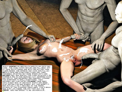 picture #6 ::: Hot 3d fuck with hot 3d babes