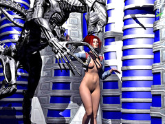 picture #5 ::: 3d XXX world with perverted bondage and orgies