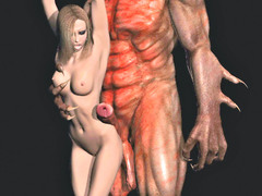 picture #3 ::: Watch exclusive 3d animated monster sex pics!