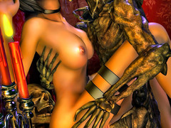 picture #4 ::: Watch exclusive 3d animated monster sex pics!
