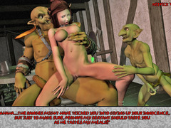 picture #6 ::: Alien hentai and monster fuck for pretty ladies