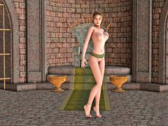 picture #3 ::: Hot 3d babes exposing their stunning bodies