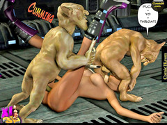 picture #4 ::: Adult empire 3d offer you hot alien sex with teen