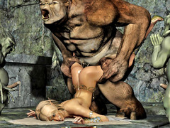 picture #2 ::: Super cool animated fantasy porn with more awesome scenes
