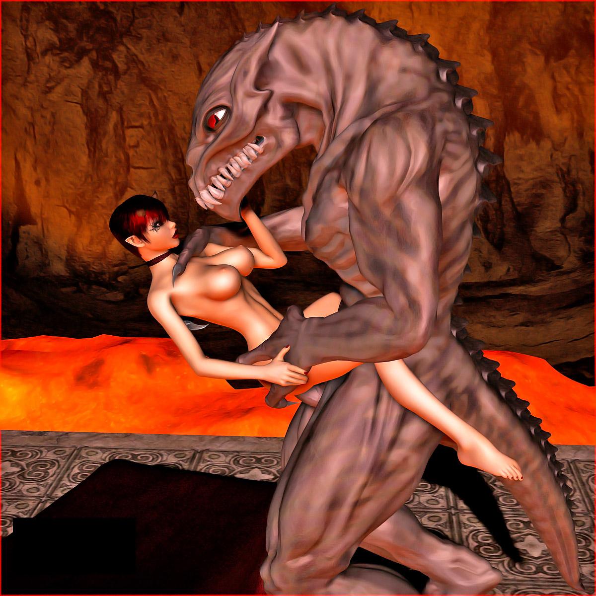 Dragon Rape Porn