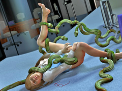 picture #2 ::: Mind blowing compilation of hardcore tentacle porn