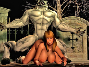 picture #2 ::: hellywood monsters invasion with all the types of sex