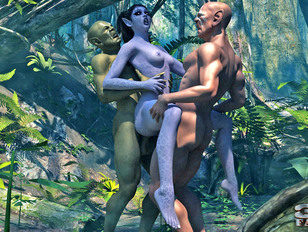 picture #10 ::: Young warrior princess gets fucked hard in this kinky 3d porn.