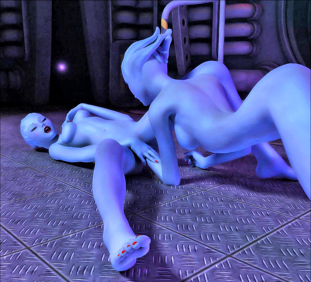 Female Alien Fuck