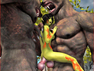 picture #8 ::: Good nasty chicks help these monsters enjoy and rest