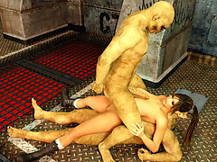 picture #5 ::: Zombie sex porn banging for gorgeous chicks