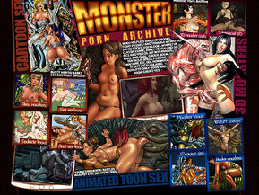 ::: Monster Porn Archive :::