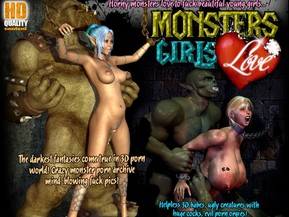 Monsters Love Girls